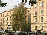 The St.-Petersburg state medical academy